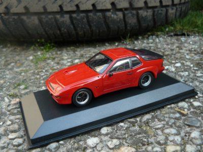Modelauto Porsche 924 GT Maxichamps