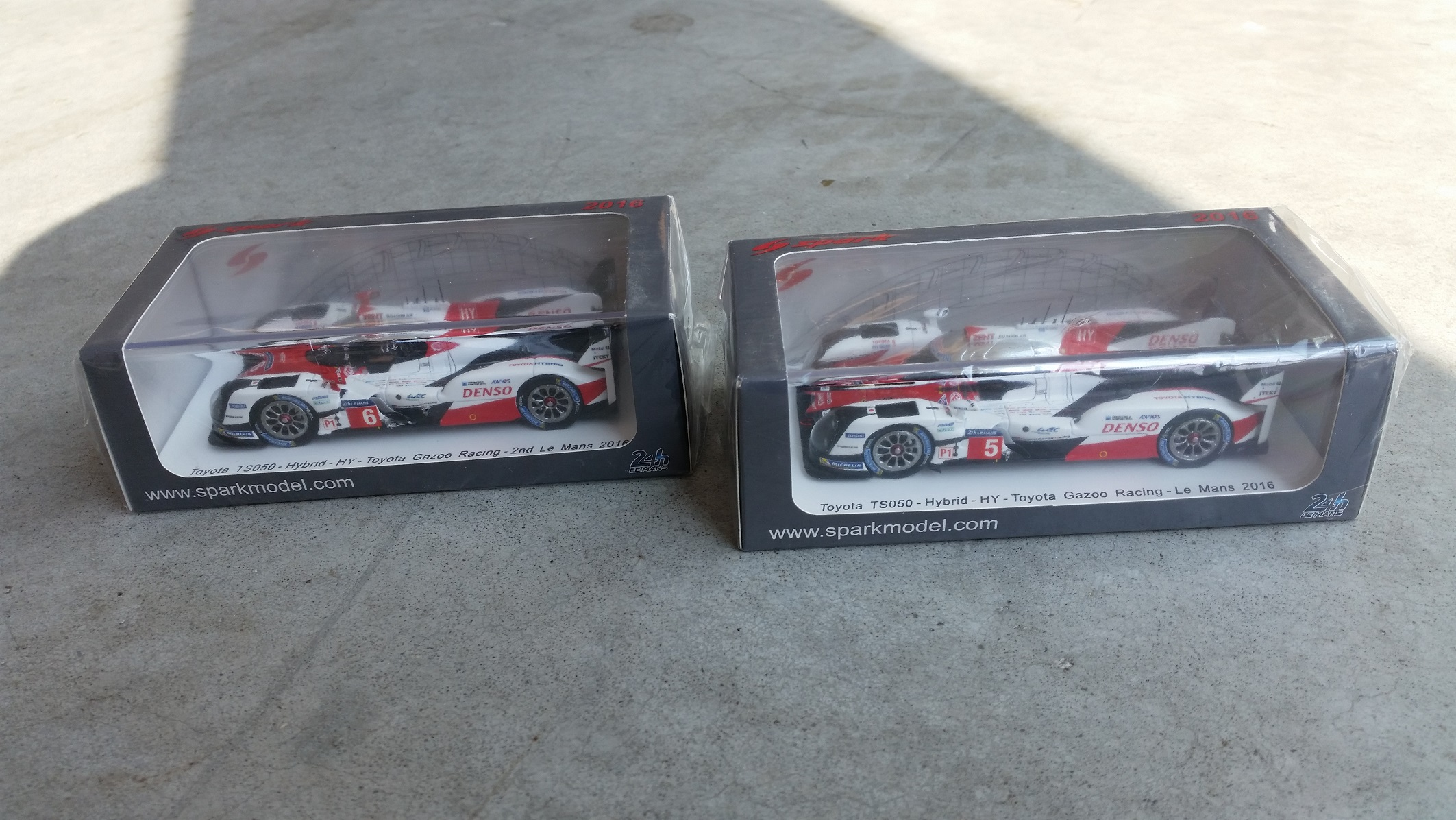 Een vloek op Le Mans voor Toyota?